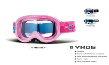 Mountain Bike ATV Moto Dirt Bike Off Road anti dust MX goggles