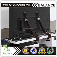 Adjustable safety TV holders TV safety straps