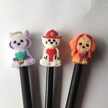 Newest Fashion Cute Cartoon Animation Character 3D PVC Pen/Pencil Topper Manufacture