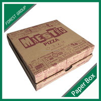 accept custom made factory custom fashion food packaging bag/ pizza packing box wholesale