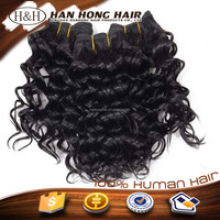 High quality hair extension ponytail hair extension for black women romance curl human hair extension