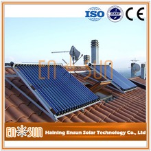 Factory wholesale Evacuated Tube Solar Thermal Collector