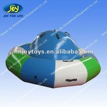 2012 cool design inflatable water turntable