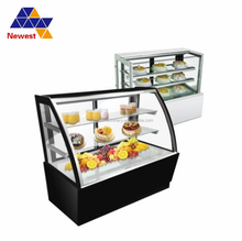 New arrival commercial display cake refrigerator show case/cake display refrigerator