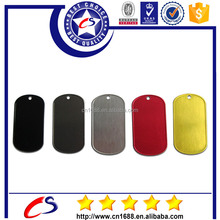 Fashionable custom blank dog tags wholesale with high quality