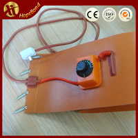 Hot Sell 12v 3d printed Silicone Rubber Heater
