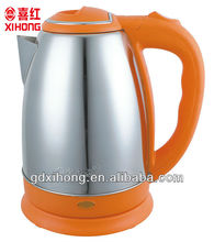 High quality stainless steel housing fast boiling electric kettle