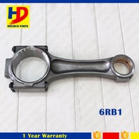Top Quality For Isuzu Engine 6RB1 Piston Connecting Rod / Con Rod Bush