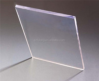 Anti-glare coating sheet polycarbonate PMMA material