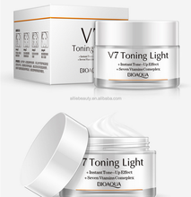 BIOAOUA V7 Toning Light Cream For Instant Tone-up Effect