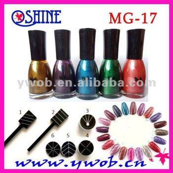 New Design Magnetic Nail Polish