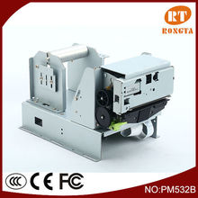 3 inch kiosk receipt printer with cutter, control board, mechanism and bracket PM532B