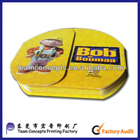 Wholesale China Cheap Printed Cardboard CD