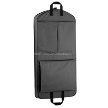 customized garment bags, large garment bag luggage, good quality nylon suit bag