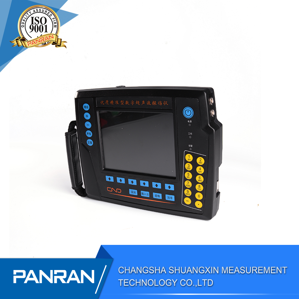 ultrasonic test equipment- phased array flaw detector for metal weld inspection