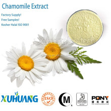2015 New Halal Kosher Factory Supply Chamomile Extract /Chamomile Extract Powde/German Chamomile Extract Powder