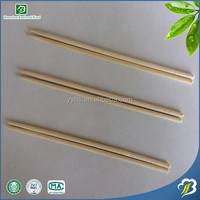 Bulk wooden and bamboo round Chinese chopsticks