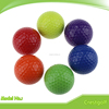 Logo Design Mini Golf Balls Color Golf Ball Bulk Mini Ball OEM