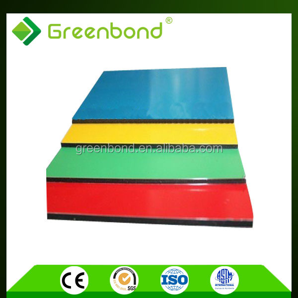 Greenbond aluminum screen room building materials from china factory high quality