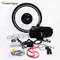 geared hub motor battery power bicycle kits