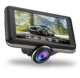 360 Degree Wide Angle View Driving Recorder Car Camera, 1080P Car Camera DVR Video Recorder with G-Sensor