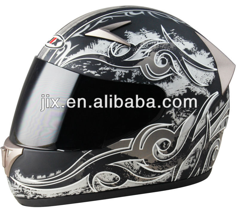 2015new full face motorcycle helmet/ helmet ece certified/JX-A5010