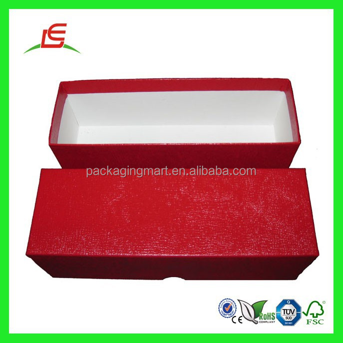 Q1015 China Alibaba Wholesale Custom Cardboard Rigid Set Up Box, Gift Paper Box