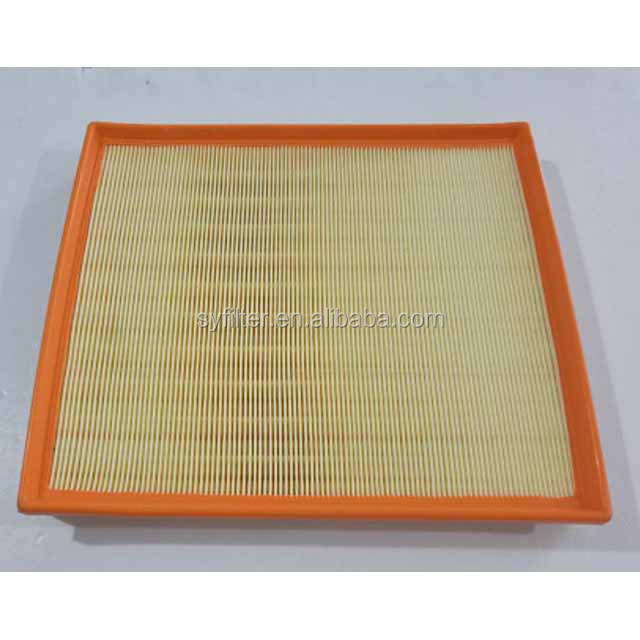 Good quality injection molding air filter 16546-HC000 for HONDA car