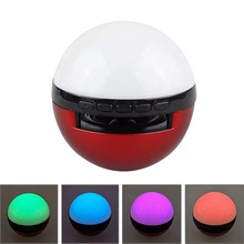 High quality party led disco light mini magic ball speaker