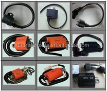 Motorcycle Ignition coil,parts for TVS Star,Max,Victor,Apache,100cc,150cc