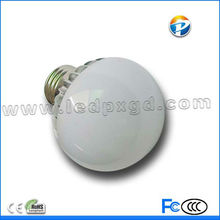 100lm/W CRI>80 3W led lighting bulb cold white COB E27 Epistar New type cheap!