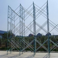 Types Steel Scaffolding Models