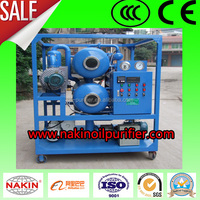 Series ZYD-150( 9000 liter per hour ) vacuum transformer oil purifier for high grade oil