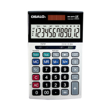 20TV tax functions manufacturer 12 digits electronic calculator
