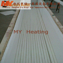China manufacturer high alumina ceramic kiln pipe made in