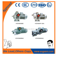 variable geared motors/ac motor high rpm/hopper vibrator motor