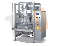 automatic vertical form fill seal packaging machine for kidney bean