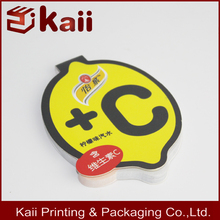Novelty letter sticky note in different shaped factory price