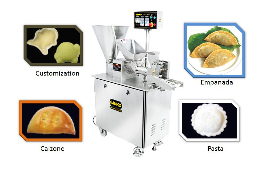 Automatic High Capacity Dumpling Machine