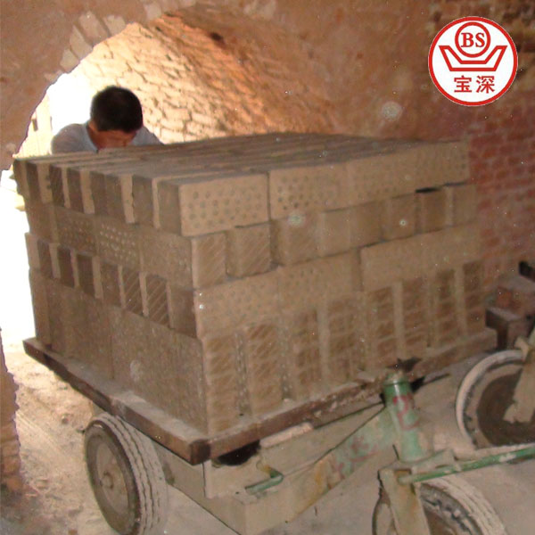 Hot commendation in Alibaba Fired Clay Brick Hoffman Kiln Manufacturer