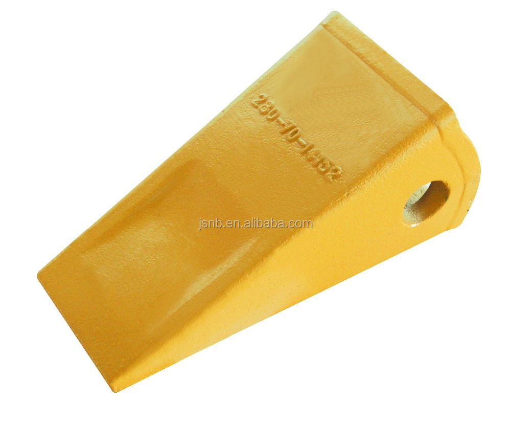 Excavator bucket tooth and adapter 208-70-14152 for PC400