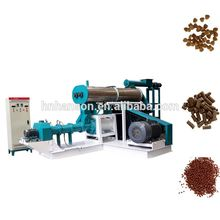 2017 hot sale Trout Shrimp Crab Maize Bone Flour Compound Electric Natural Fish Feed Extrusion Granulator