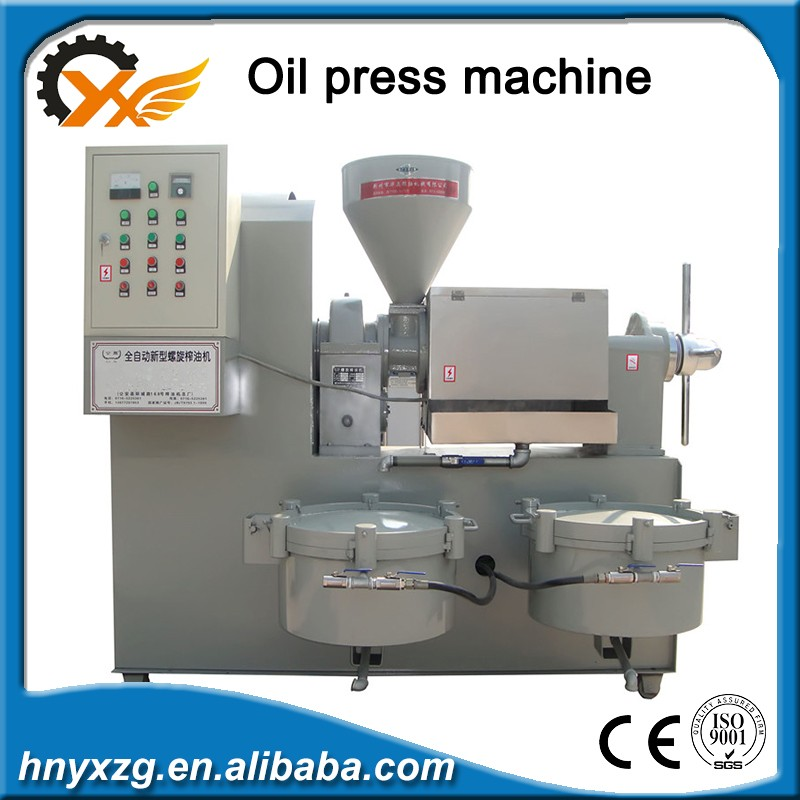 Yuxiang Machinery Advanced equipment cold press oil seed machine