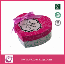 2015 hot sale engagement paper gift box packaging box