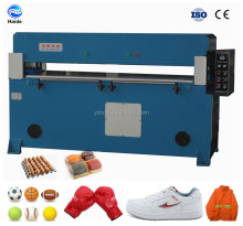 Four-column jigsaw puzzle/leather/pvc die cutting machine