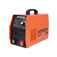 ARC 200 welding machine price list zx7-200 inverter welder