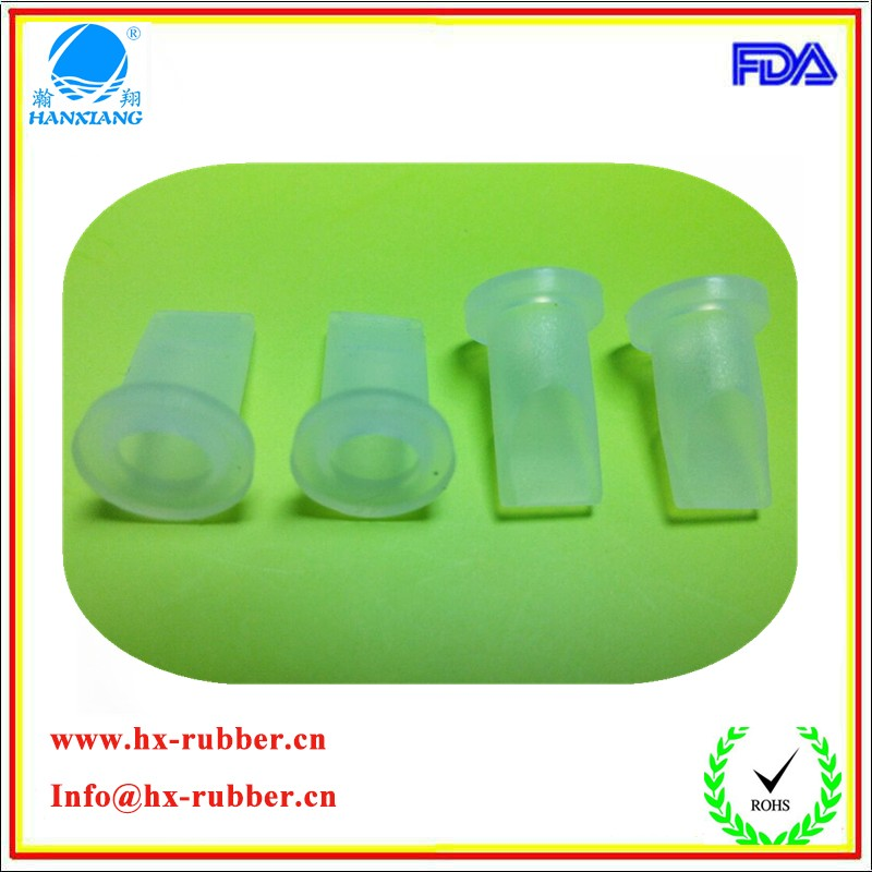 dongguan low price of Factory Flexible Food Grade Silicone Check Valve