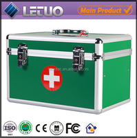 2015 new products cheap aluminum tool case dental tool box medical transportation box