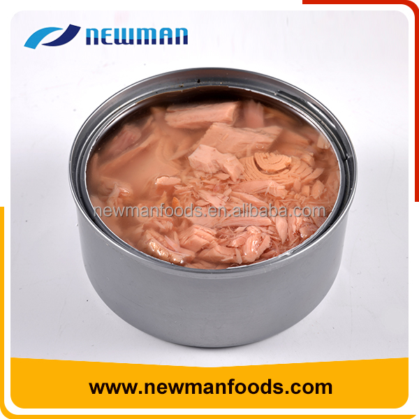 Top grade canned chunk tuna china professional canned tuna brands