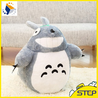 2016 Hot Sale ICTI Factory New Fashion Cute Totoro Plush Toys Cat Stuffed Animal Toys ST1632513